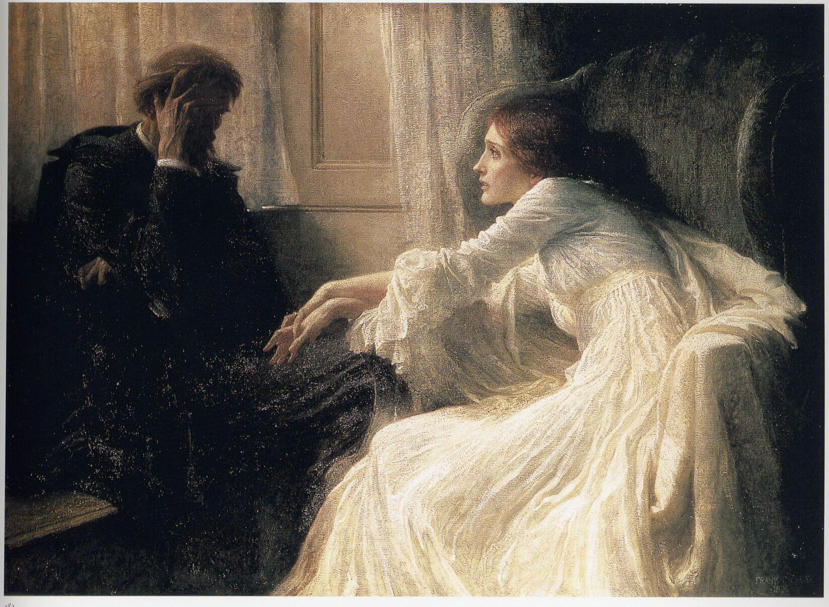 Confession Poeme De Charles Baudelaire Les Fleurs Du Mal