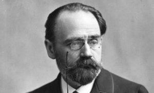 Émile Zola - Photographie