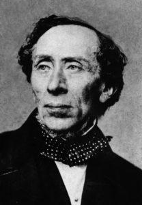 Hans Christian Andersen - Photographie - 1862