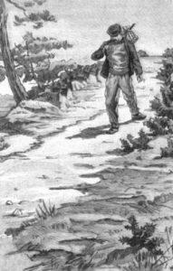 Le Vagabond de Guy de Maupassant - Illustration