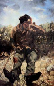 Le Vagabond de Guy de Maupassant - Peinture de Gustave Courbet - Le Chemineau - 1850