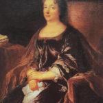 Madame de La Fayette - Peinture