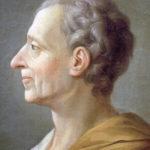 Montesquieu - Peinture de Jacques-Antoine Dassier - Détail