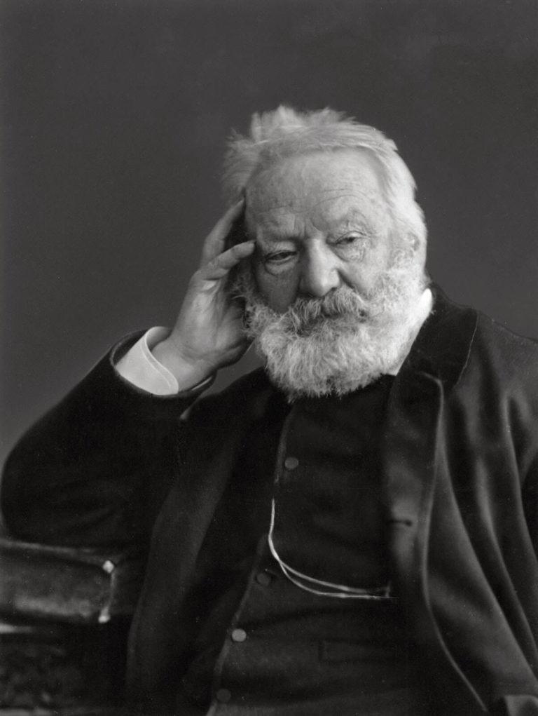 Victor Hugo - Photographie par Nadar - 1884
