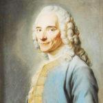 Voltaire - Peinture - Portrait