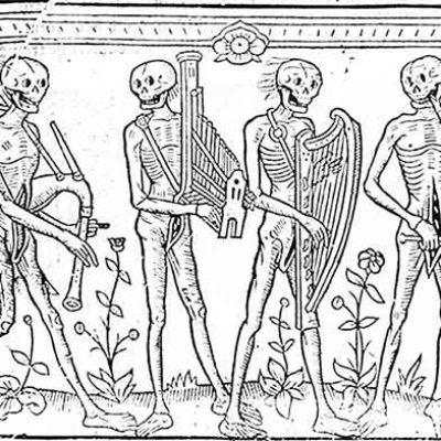 La Maison des Morts - Poème de Guillaume Apollinaire - Alcools