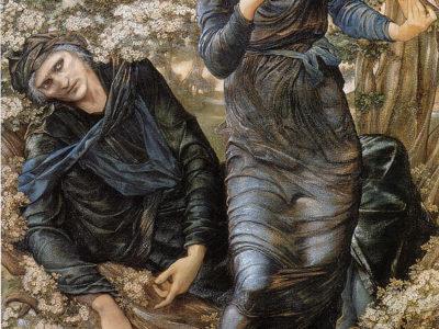 Merlin et La Vieille Femme