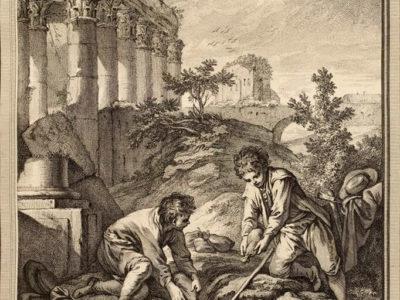 L'Enfouisseur et Son Compère