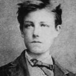 Arthur Rimbaud - Photographie par Étienne Carjat - Recadrage d'après la publication de Jacques Bienvenu - 1872