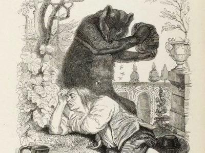 L'Ours et l'Amateur Des Jardins