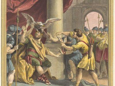 Le Milan, Le Roi et Le Chasseur