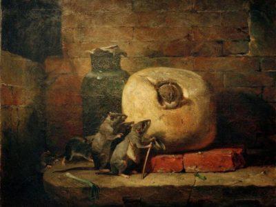 Le Rat Qui S'est Retiré Du Monde